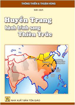 Huyền Trang hành trình sang Thiên Trúc